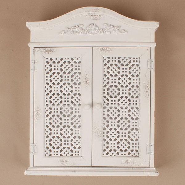 Závesná skrinka White Days, 58x47 cm