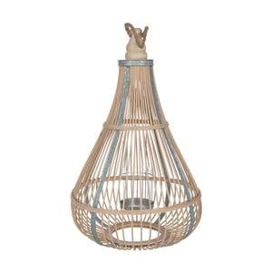 Bambusový lampáš J-Line Nat