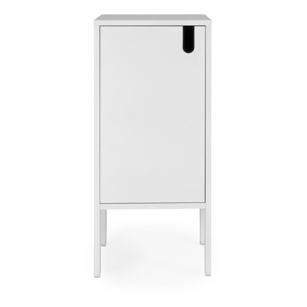 Biela skriňa Tenzo Uno, šírka 40 cm