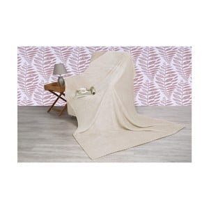 Deka s prímesou bavlny Aksu Vizon, 200 × 150 cm
