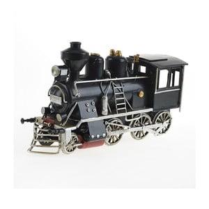 Dekoratívna soška Black Train