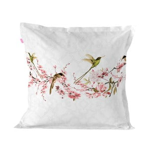 Bavlnená obliečka na vankúš Happy Friday Cushion Cover Sakura, 60 × 60 cm
