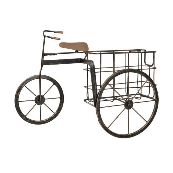 Dekoratívny bicykel InArt Bike & Basket