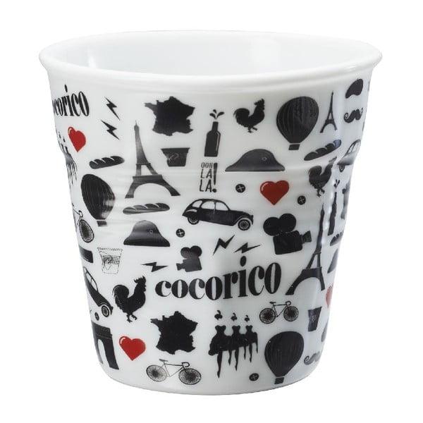 Pohárik na espresso I Love France 8 cl