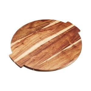 Otočný podnos z akáciového dreva Kitchen Craft Master Class