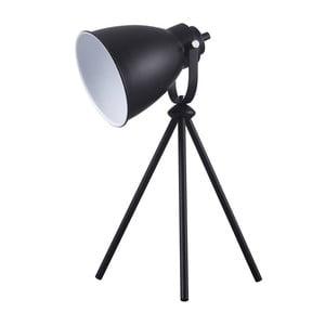 Čierna stolová lampa BRITOP Lighting Marla Black