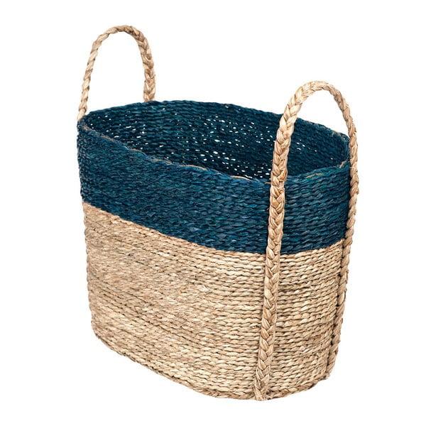 Ručne vyrábaný košík a'miou home Arthu, šírka 49 cm