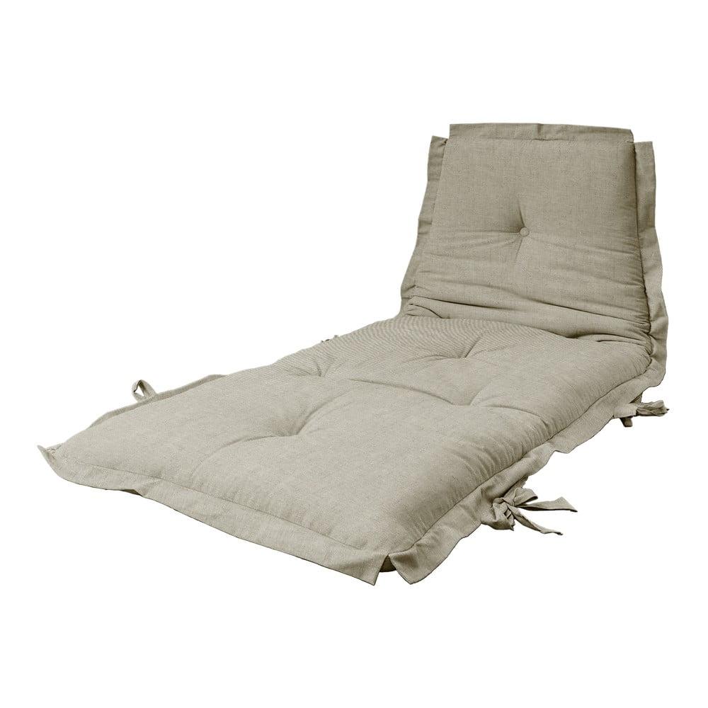 Variabilný futón Karup Design Sit & Sleep Linen