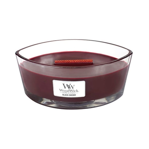 Vonná sviečka WoodWick Juicy Cherry
