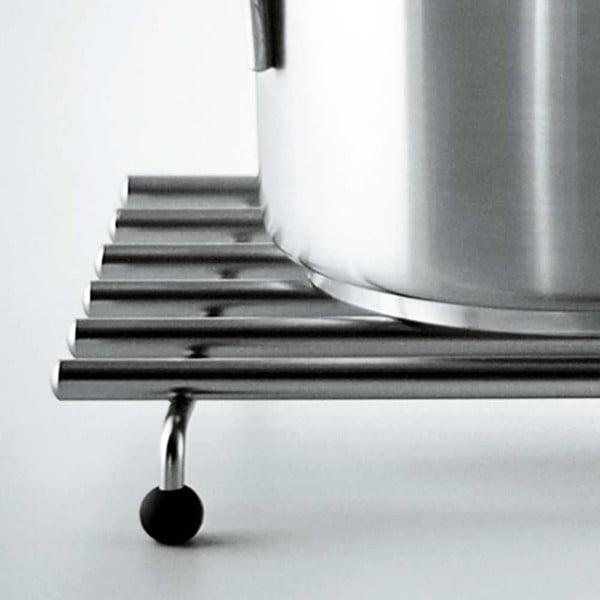 Kuchynská mriežka z nehrdzavejúcej ocele BK Trivets 36x25 cm