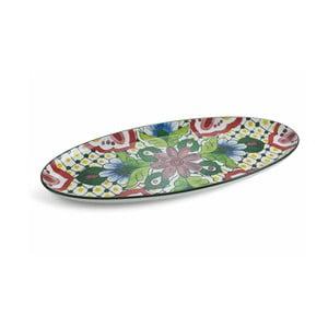 Oválny dekoratívny tanier Villa d´Este Andalucia