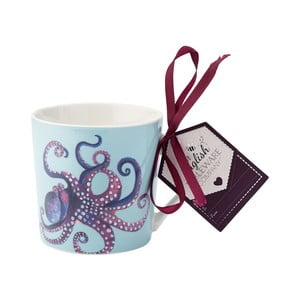 Porcelánový hrnček David Mason Dish Of The Day Octopus, 300 ml