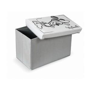 Úložný box Domopak Minnie, dĺžka 49 cm