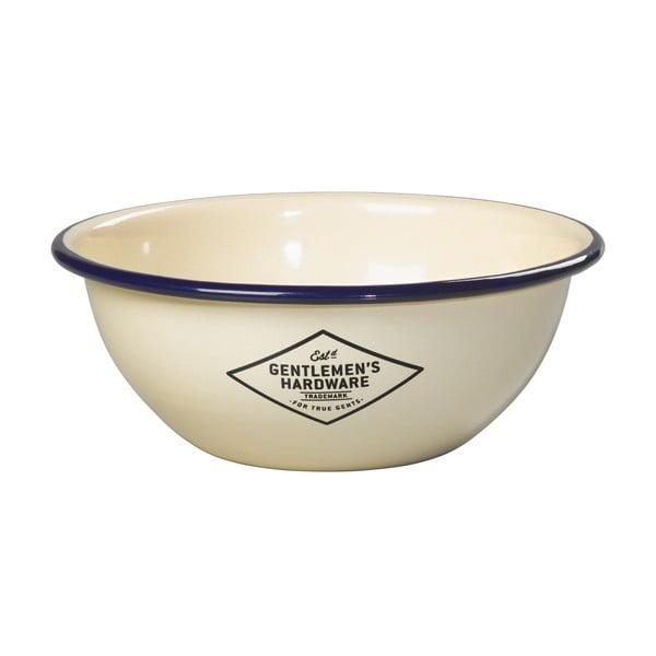 Miska Gentlemen's Hardware Tumbler Bowl Enamel