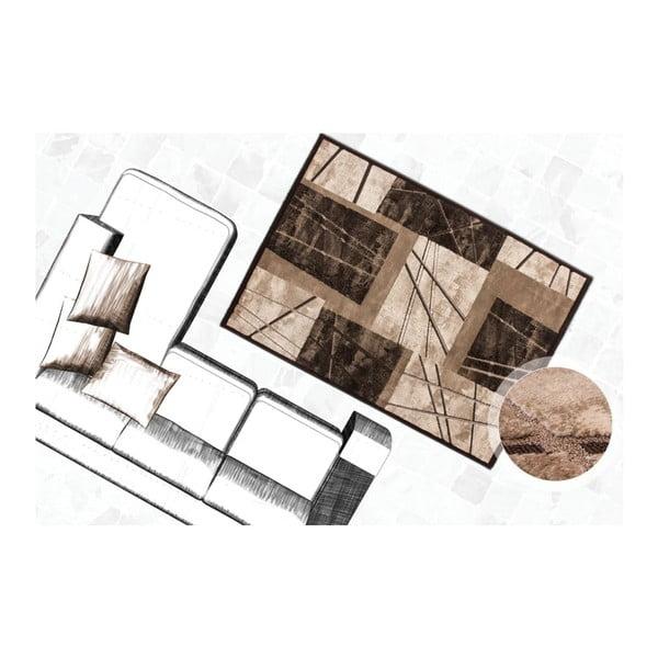Koberec Otomi 556 Beige, 80x150 cm