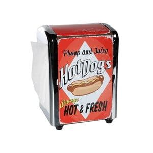 Stojan na servítky Postershop Hot Dogs