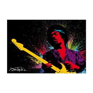 Veľkoformátová tapeta Jimi Hendrix,  158x232 cm