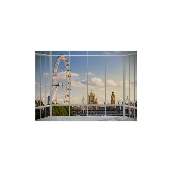 Veľkoformátová tapeta Výhľad na Londýn, 315x232 cm