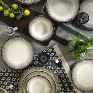 24-dielna sada porcelánového riadu Kutahya Galio