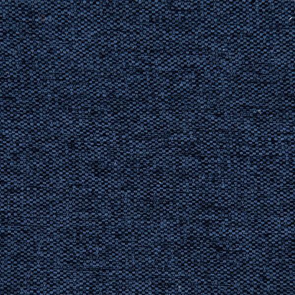 Tmavomodrá posteľ VIVONITA Kent 160x200cm, svetlé nohy