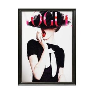 Plagát v ráme Deluxe Vogue no.4,70x50cm