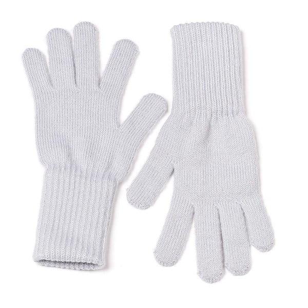 Svetlosivé rukavice Lavaii Edit