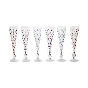 Set 6 ks pohárov Fade Punti di Vista