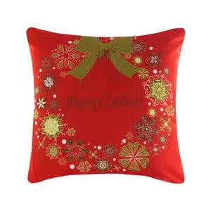 Vankúš s výplňou Christmas V17, 45 x 45 cm