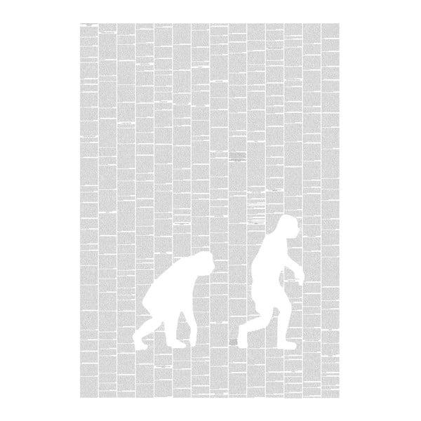 Sada 2 knižných plagátov O pôvode druhov, 70x100 cm