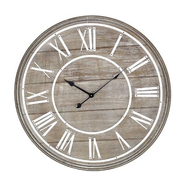 Nástenné hodiny Iron Natural, 80 cm