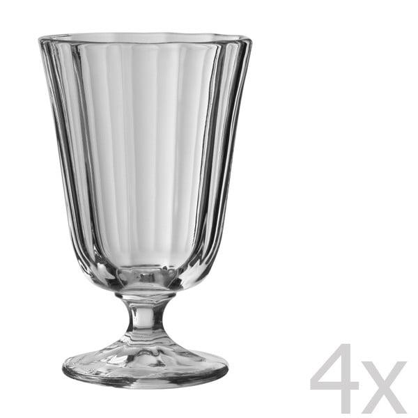 Sada 4 pohárov Ana Cotes, 195 ml