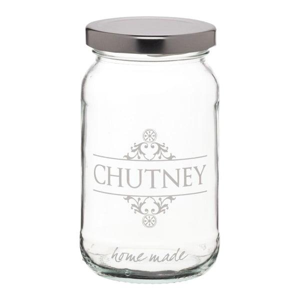 Zavárací pohár na chutney Kitchen Craft Home Made, 454ml