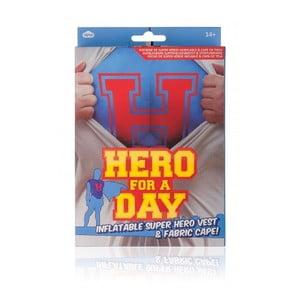 Nafukovacia hruď s plášťom NPW Hero For The Day