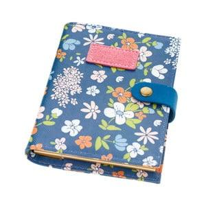 Zápisník Summer, modrý