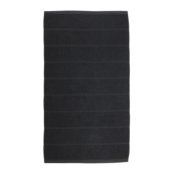 Čierny uterák Aquanova Adagio, 70 x 130 cm