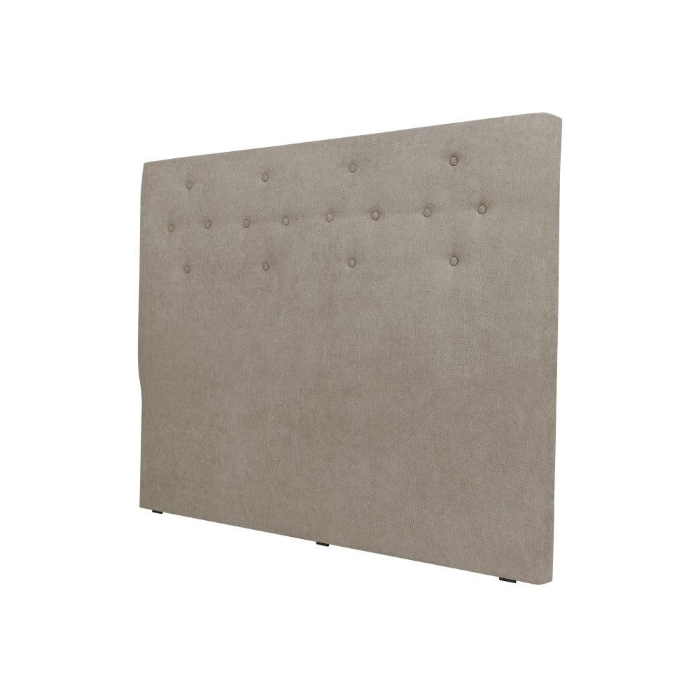Krémové čelo postele Windsor & Co Sofas Phobos, 160 × 120 cm