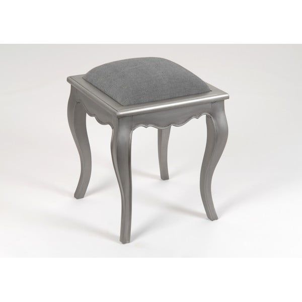 Stolička Muran Silver