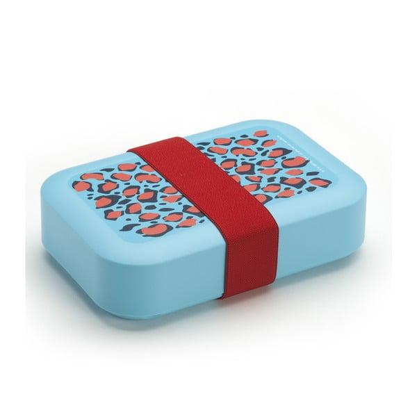 Desiatový box  Amuse, leopardí vzor