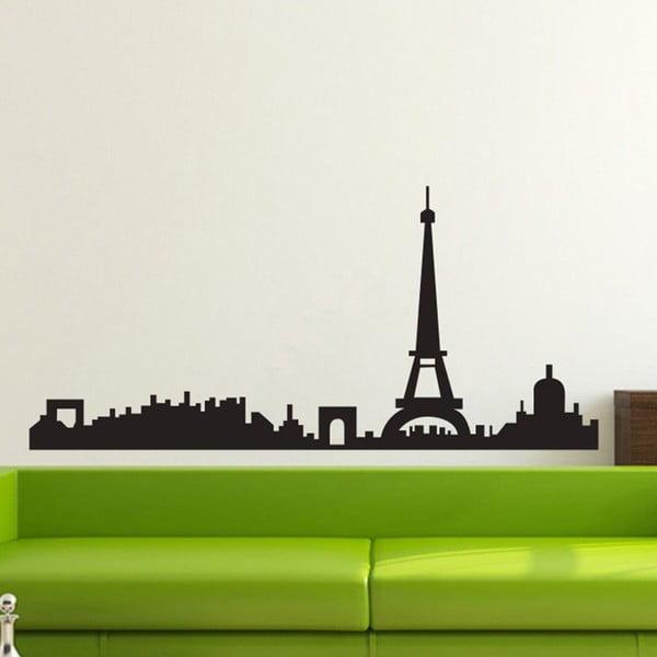 Dekoratívna samolepka Paris, 50x110 cm