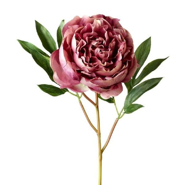 Umelá kvetina Peony Pink