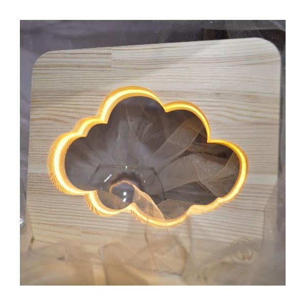 Detská lampička Creative Gifts Mráčik
