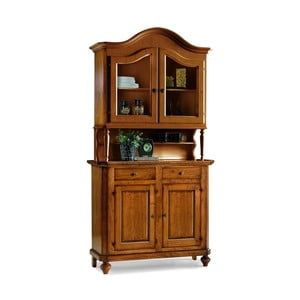 Štvordverový drevený príborník Castagnetti Classico