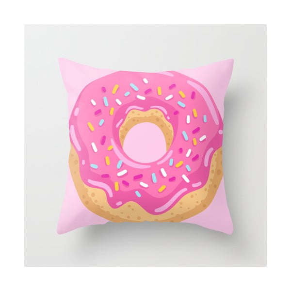 Obliečka na vankúš Donut I, 45x45 cm