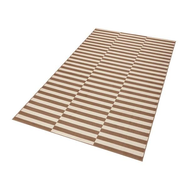 Béžovo-biely koberec Hanse Home Gloria Panel, 200 x 290 cm