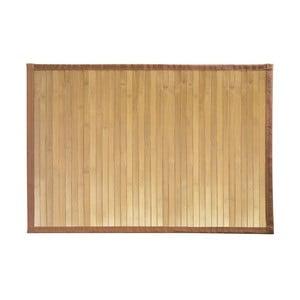 Bambusová kúpeľňová predložka iDesign Formbu Mat SM