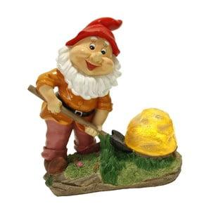 LED záhradná dekorácia Best Season Dwarf
