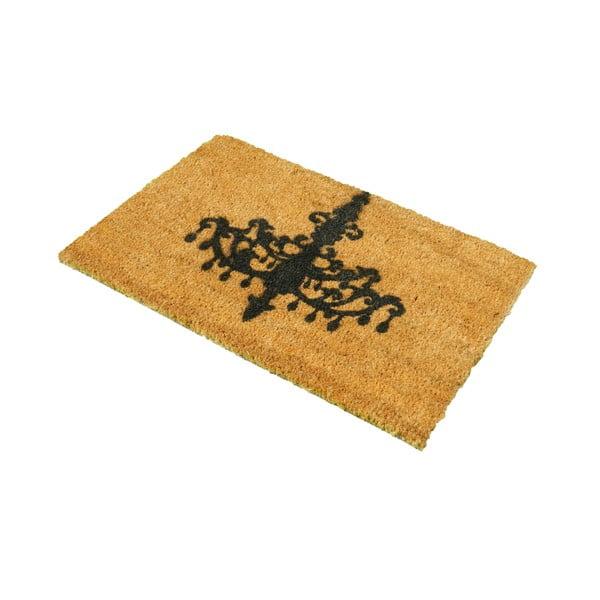 Rohožka Artsy Doormats Chandelier, 40x60cm