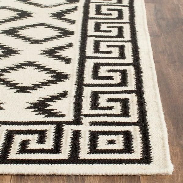 Vlnený koberec Wilton, 121x182 cm