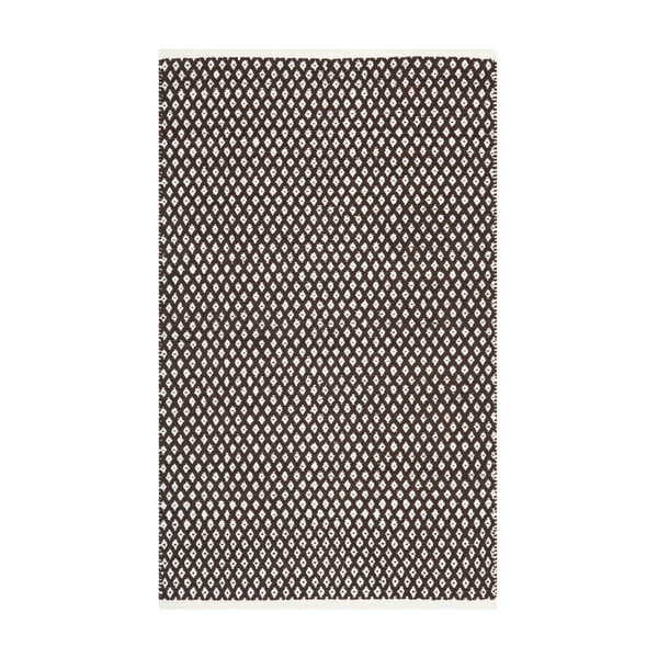 Koberec Safavieh Nantucket 91x152 cm, hnedý