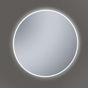 Zrkadlo s LED osvetlením Metro, Ø60 cm